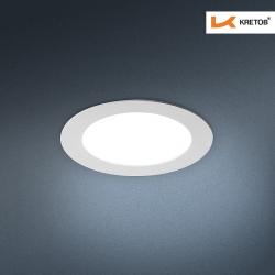 Bild des LED Einbaustrahlers Savannah I Weiß