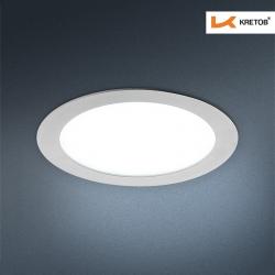 Bild des LED Einbaustrahlers Savannah II Weiß