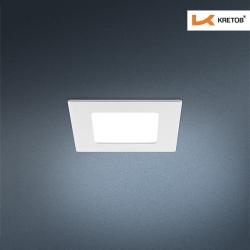 Bild des LED Einbaustrahlers Thalina I Weiß