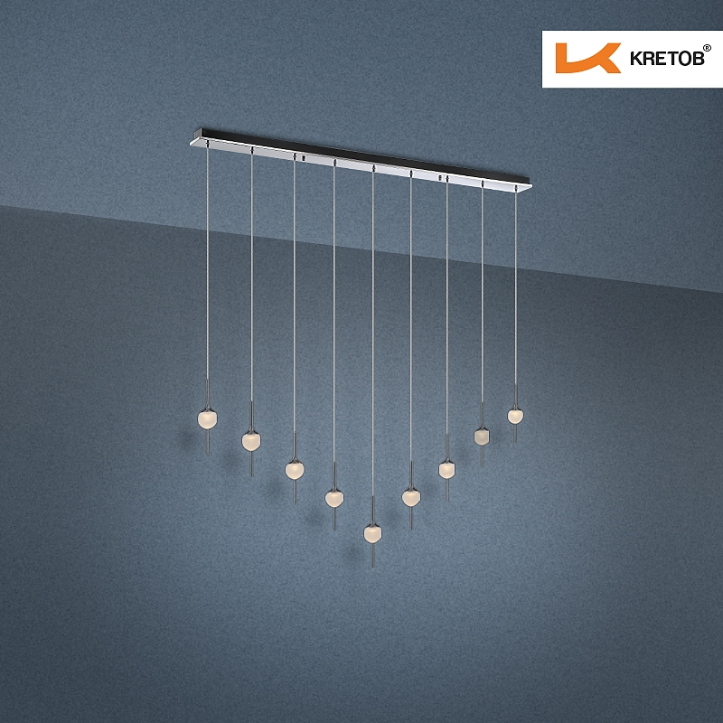 Bild der LED Pendelleuchte Raila Grande