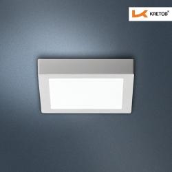 Bild des LED Aufbaustrahlers Magno I Weiß