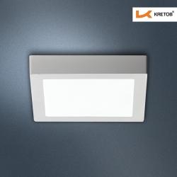 Bild des LED Aufbaustrahlers Magno II Weiß