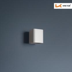 Bild der LED Wandleuchte Aroa Weiß