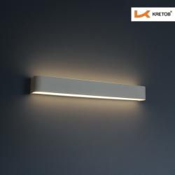 Bild der LED Wandleuchte Tamo III Weiß beleuchtet