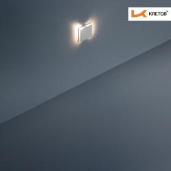 Bild der LED Wandleuchte Pegassi beleuchtet aus der Ferne
