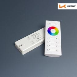 """KRETOB  """"KR-Controller"""" 12-24V 1009-Serie Funk RGB KIT"""