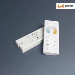 """KRETOB  """"KR-Controller"""" 2x5A 12-24V 1009-Serie Funk CCT Warmweiß / Kaltweiß Mix"""