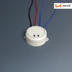 "KRETOB  ""KR-Controller"" 100W SAC KR-1009 Serie RF Funk Konstantstrom Universaldimmer"