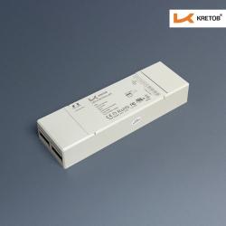 "KRETOB  ""KR-Controller"" 4x5A 12-36V Klemm 1009-Serie Funk Hochleistungsdimmer"