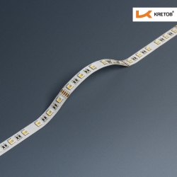 KRETOB Color-Line 9000 Stripe 19,2 W/m 24 V RGB/neutralweiß 2,5m